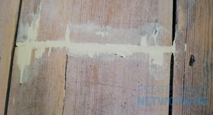 Wood FIller for floor boards