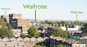 Waitrose Effect