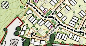 Planning rejected by villagers