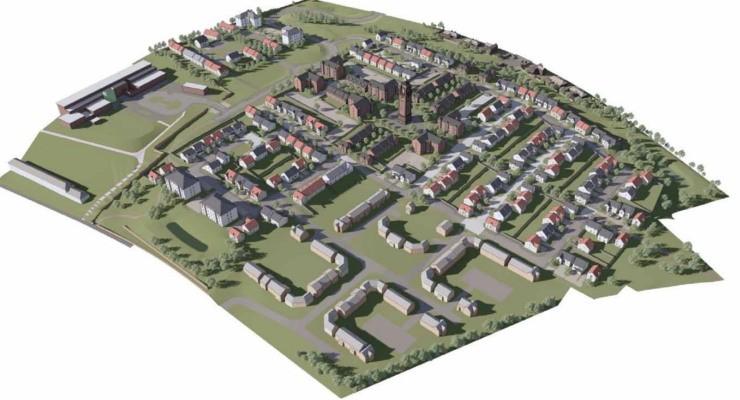 Bellway Homes site proposal Glasgow
