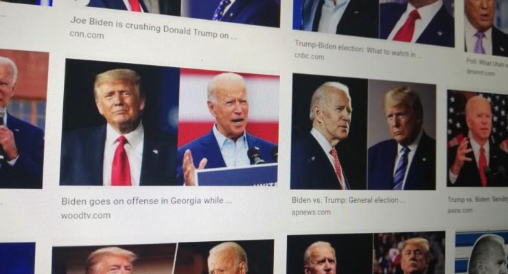 Trump or Biden