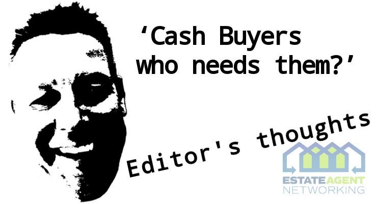 Cash buyers who needs them