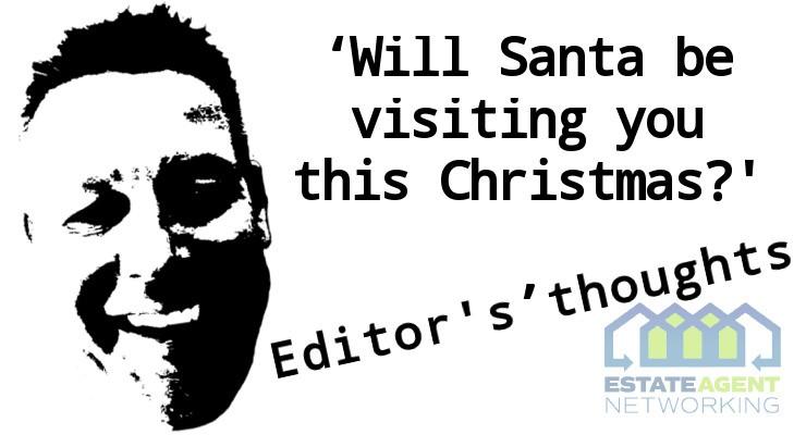 Will Santa be visiting you this Christmas