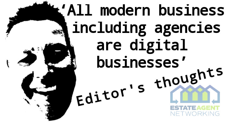 All modern business including agencies are digital businesses