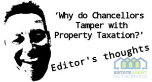 Why do Chancellors Tamper with Property Taxation