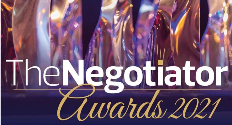 The negotiator Awards 2021 Entry