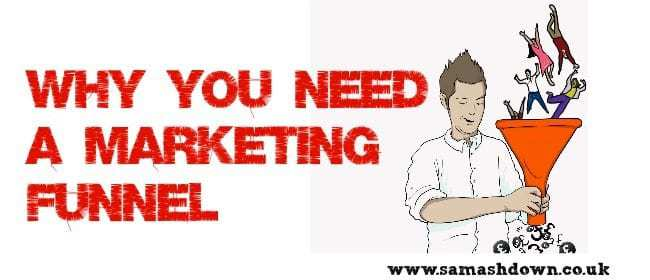 Why You Need a Marketing Funnel image