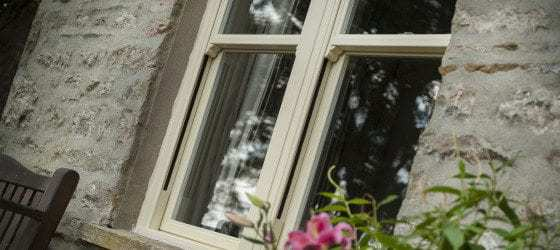 Quickslide Sash Window