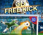 Lanzador de Faltas 3D Free Kick