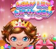 El Cumpleaños de Bebé Lily