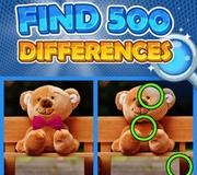 Encuentra 500 diferencias
