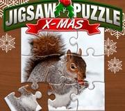 Rompecabezas puzzles de Navidad