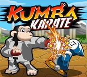 Karate a muerte con el mono Kumba