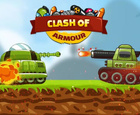 Clash of Armour online