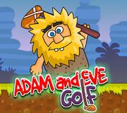 Adán y Eva: Golf prehistórico