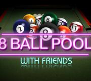 Billar Bola 8 Online con Amigos
