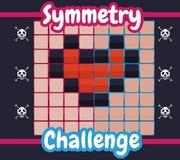 Juego de simetría