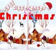 Navidad 2020 Buscar las diferencias