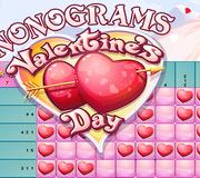 Nonogramas Edición de San Valentín