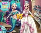 Mermaid Or Princess