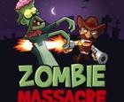 Masacre Zombie
