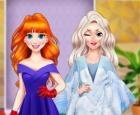 La aventura de redes sociales de Annie y Eliza