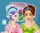 Crystal y Olivia BFF Real Makeover
