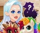 Tienda de mascotas mágicas de Crystal