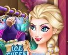 Armario de la reina de hielo