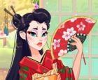 Moda legendaria: geisha japonesa