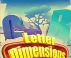 Letter Dimensions