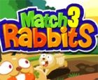 Match 3 Rabbits