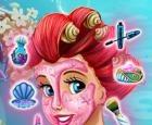 Sirena princesa cambio de imagen real