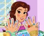 SPA de Belleza de uñas
