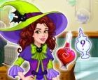 Tienda de pociones mágicas de Olivia