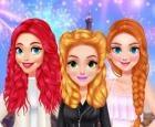 Viaje de las princesas a Europa