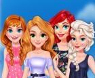 Viaje de Princess Girls a Maldivas