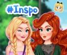 Princess #Inspo Social Media Adventure