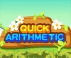 Aprender aritmética rápido