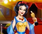 Blancanieves Hollywood Glamour
