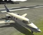 Parking 3D: Avión