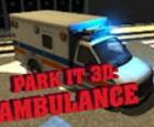 Parking 3D: Ambulancia