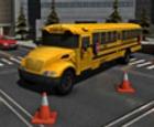 Parking 3D: Autobús Escolar
