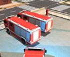 Parking 3D: Camiones de Bomberos