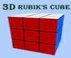 Cubo de Rubik 3D.