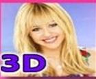 Puzzle deslizante 3D de Hannah Montana