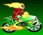 Ben 10 moto Alien
