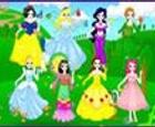 Vestir como las princesas de Disney