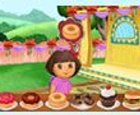 Hora de comer con Dora