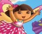 Busca los numeros con Dora